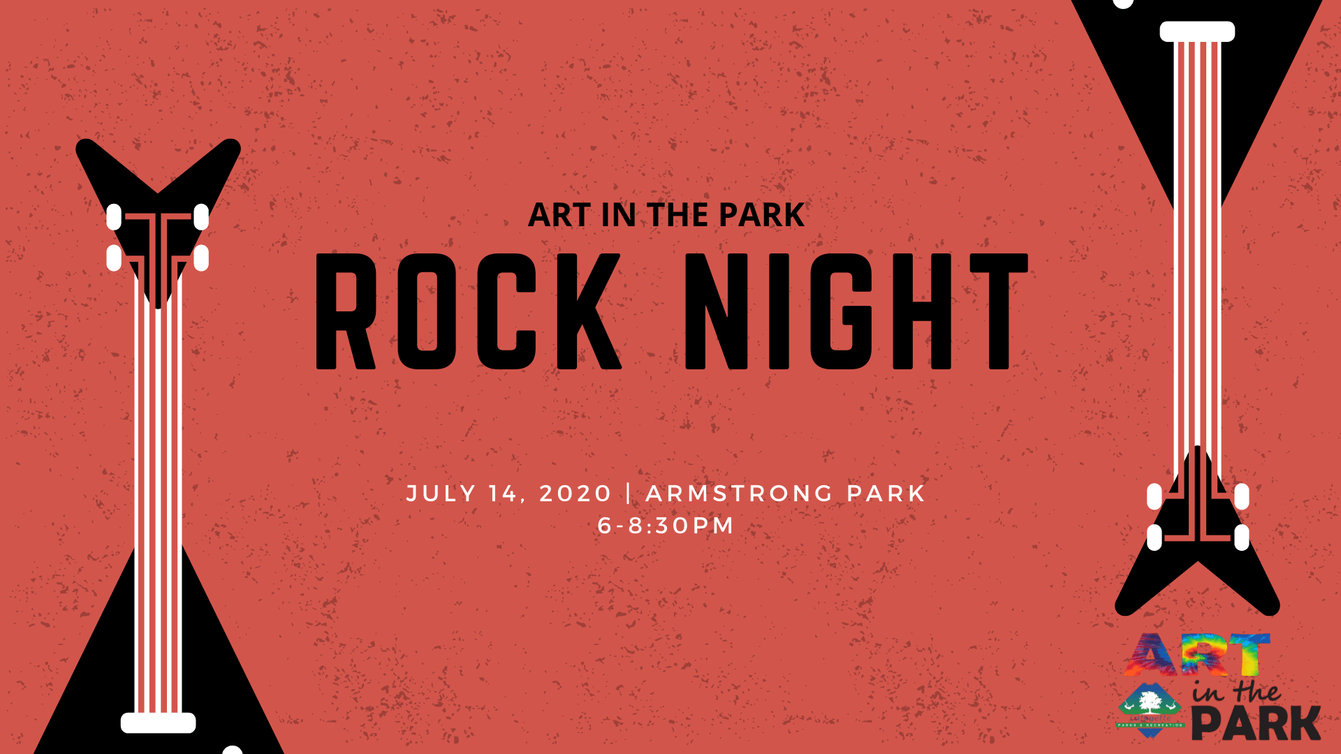 Art in the Park Rock Night